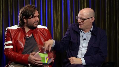 Matt Berry and Arthur Mathews Interview for BAFTA Guru