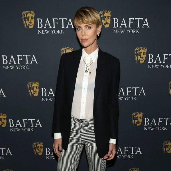BAFTA 'Bombshell' film screening, Arrivals, New York, USA - 19 Oct 2019