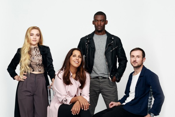 Event:  Breakthrough Brits 2016Set-up Portraits