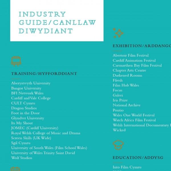 BAFTA Cymru Industry Guide