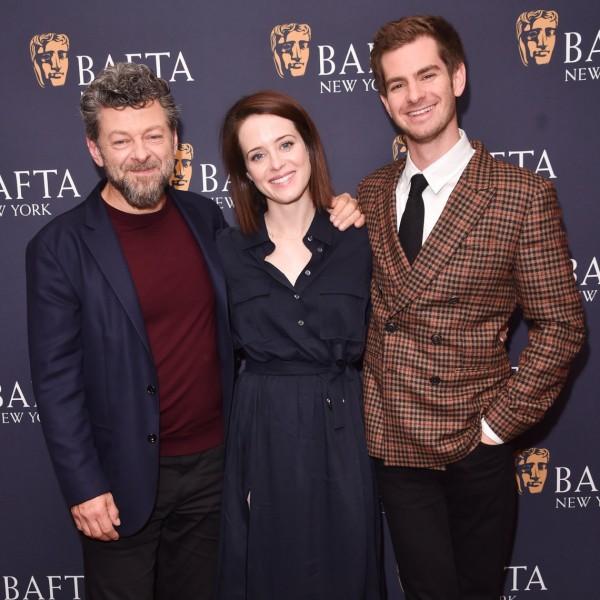 'Breathe' BAFTA film screening, New York, USA - 10 Oct 2017