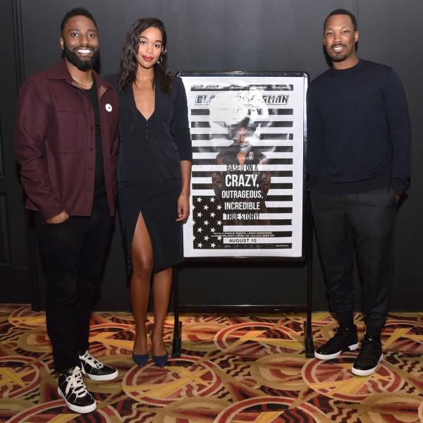 'BlacKkKlansman' BAFTA film screening, New York, USA - 31 Jul 2018