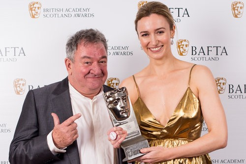 Event: British Academy Scotland AwardsDate: Sunday 5 November 2017Venue: Radisson Blu, Glasgow City, GlasgowHost: Edith Bowman-Area: Winners Gallery
