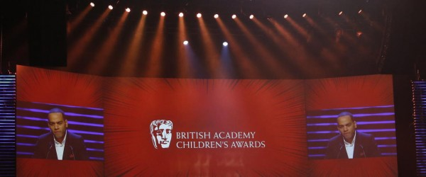Event: British Academy Children's AwardsDate: 23 November 2014Venue: The Roundhouse, LondonHost: Doc Brown-Area: CEREMONY