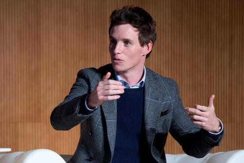 Masterclass with Eddie Redmayne