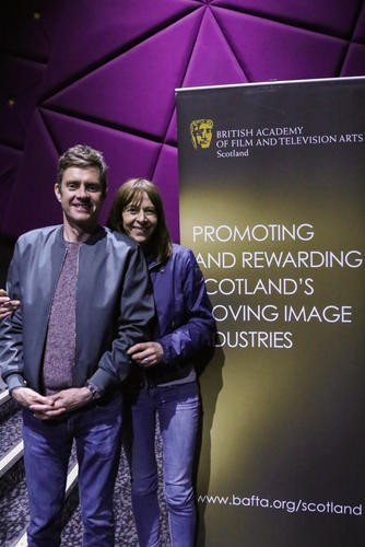 BAFTA Scotland screening Couple in a Hole + Q&A with Kate Dickie and Paul Higgins.  Hosted by James MavorDate: 21 April 2016Venue: Cineworld, Fountainpark, Edinburgh