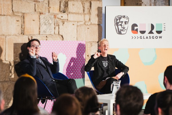 Event: Guru Live GlasgowDate: Saturday 30 March 2019Venue: The Lighthouse, 11 Mitchell Ln, Glasgow Host: Muriel Gray-Area: In Conversation: Reece Shearsmith
