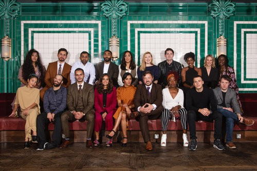 Event: BAFTA Elevate LaunchDate: Monday 7 October 2019Venue: BAFTA Piccadilly, Piccadilly, London-Area: Group Shot