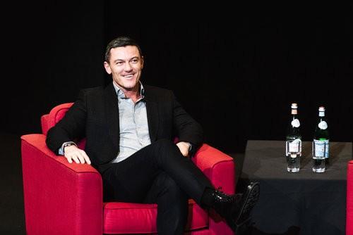 BAFTA Cymru - An Audience With Luke Evans, hosted by Celyn Jones. 29th November 2018