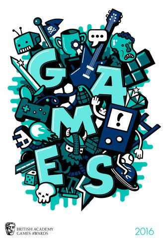 Games Awards Brochure Cover 2016