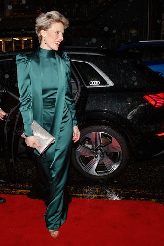Event: British Academy Scotland Awards at the DoubleTree by Hilton Hotel Glasgow CentralDate: Sunday 3 November 2019Venue: DoubleTree by Hilton Hotel Glasgow CentralHost: Edith Bowman-Area: Audi Arrivals