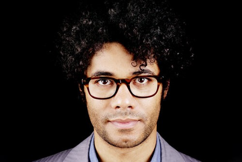 Richard Ayoade TV