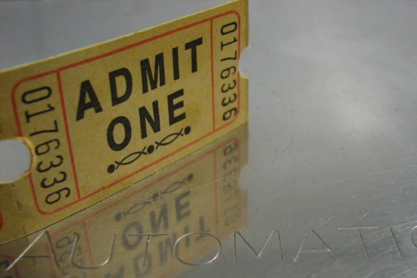 Admit One