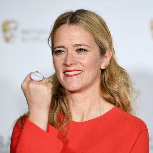 British Academy Scotland Awards, Arrivals, Glasgow, UK - 05 Nov 2017