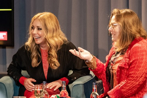 Event: C'mon Cymru! A Celebration of Rugby and TelevisionDate: Thursday 5 March 2020Venue: BAFTA Piccadilly, LondonHost: Carol Vorderman-