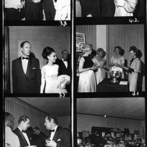 The BRITISH FILM ACADEMY AWARDS in 1963