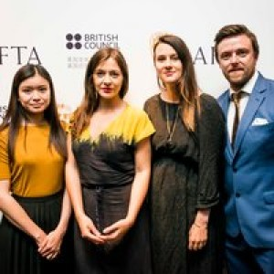 Event: BAFTA and British Council Afternoon TeaDate: Sunday 18 June 2017Venue: Salon de Ning, The Peninsula Hotel, Shanghai-Area: Portraits