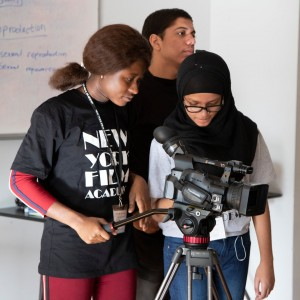 Event: BAFTA/NYFA Digital Storytelling Workshop 2019Date: October-November 2019Venue: New York Film Academy, 17 Battery Place, New York City