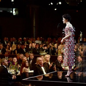 2017 AMD British Academy Britannia Awards Presented by American Airlines And Jaguar Land Rover - Inside