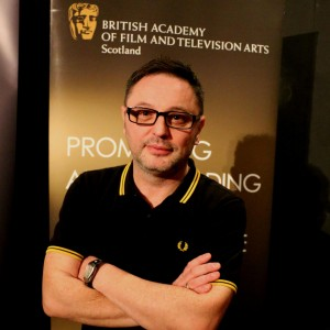 Event: BAFTA Scotland Masterclass on Production Design with Mark Leese for the Glasgow Film Festival 2015Date: Friday 27 February 2015Venue: Centre for Contemporary Arts, CCA