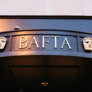 Entrance to BAFTA 195