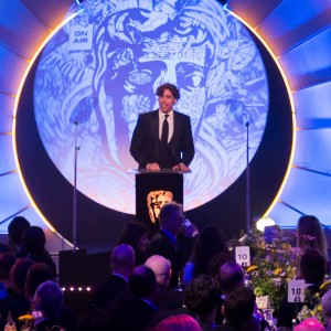 Event: British Academy Television Craft AwardsDate: Sunday 23 April 2017Venue: The Brewery, LondonHost: Stephen Mangan-Area: Ceremony