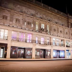 BAFTA 195 Piccadilly exterior