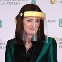 74th British Academy Film Awards, Royal Albert Hall, London, UK - 11 Apr 2021
