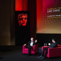 BAFTA Cymru - An Audience With Luke Evans, hosted by Celyn Jones. 29th November 2018