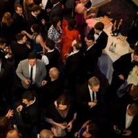 Event: British Academy Cymru Awards Date: Sunday 14 October 2018Venue:  St David's Hall, CardiffHost: Huw Stephens-Area: Champagne Reception