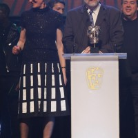 Disney Animated collects the BAFTA for Interactive - Adapted at the British Academy Children's Awards in 2014