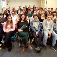 Into Film School Visit with producer and post production supervisor Verity Wislocki