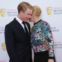 Freddie Fox and Amanda Abbingdon
