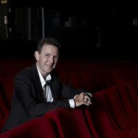 John Logan's credits include The Aviator and Gladiator. (Picture: BAFTA / J. Birch)