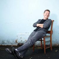 Screenwriter John Logan poses for the BAFTA and BFI Screenwriters' Lecture Series 2011.