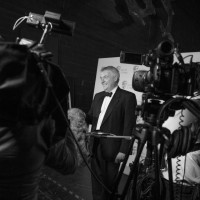 Backstage Interviews at the British Academy Cymru Awards at the Wales Millennium Centre, Cardiff Bay on Sunday the 26th October 2014 .