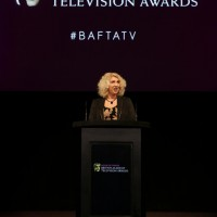 BAFTA Chairman, Anne Morrison opens the event and announces the hosts.