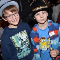 Dashing hatware BAFTA Kids Red Carpet Experience