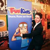 Josh from Fun Kids Radio