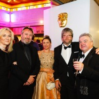 Event: British Academy Cymru AwardsDate: Sunday 13 October 2019Venue: St David's Hall, 9-11 The Hayes, Cardiff Host: Huw Stephens-Area: Champagne Reception