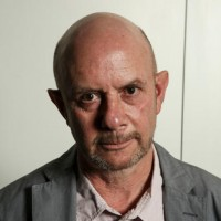 Nick Hornby before his BAFTA and BFI Screenwriters Lecture at 195 Piccadilly