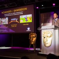 Event: British Academy Cymru Games AwardVenue: Tramshed, CardiffDate: Sat 18th June 2016