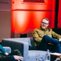 Event: An Audience with Ruth Jones and Rob BrydonDate: Monday 9th December 2019Venue: National Museum of Wales, CardiffHost: Huw Stephens