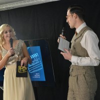 Katie Thistleton and Ben Shires
