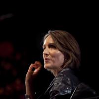 Francine Stock (Picture: BAFTA / J. Simonds)