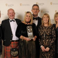 Mrs Brown's Boys Production Team (Comedy/Entertainment) with citation readers Mark Bonnar & Ashley Jensen