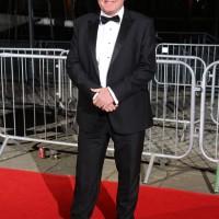 Ian Livingstone CBE arrives on the red carpet