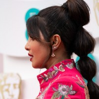 Event: EE British Academy Film Awards Date:  Sunday 11 April 2021Venue: Royal Albert Hall, Kensington Gore, South Kensington, LondonHost: Edith Bowman & Dermot O'Leary-Area: Scott Garfitt Master Set