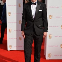 Jonathan Bailey looking dapper ahead of the House of Fraser British Academy Television Awards
