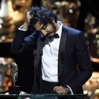 Dev Patel is overwhelmed by his win for Supporting Actor